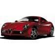Подбор аккумулятора для Alfa Romeo-8C Competizione