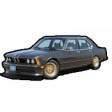 аккумулятор для BMW-E23 7-series
