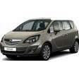 аккумулятор для Opel-Meriva B